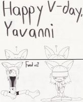 Happy V-day, Yav by KitalphaHart