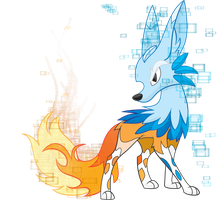 Fire And Ice by MF99K