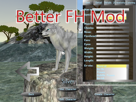 FeralHeart [v1.13] - Better FeralHeart Mod V1.4.3 by SoftDiamond
