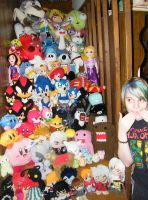 ATTACK OF THE PLUSHIES 2012 by Aurora-ASB