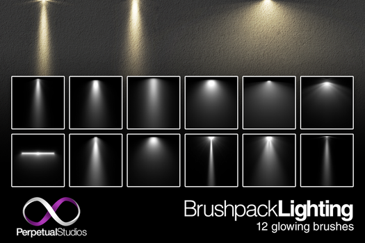 Brushpack - Lighting by PerpetualStudios