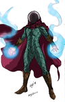 The WoS: Mysterio by kyomusha
