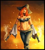 Miss Fortune by NutellaInMyBlood