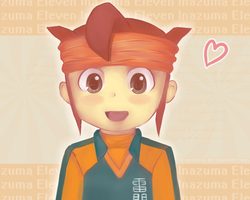.:Endou Mamoru:. by LiLanChuu