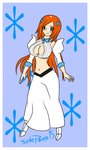 Orihime New Outfit! by SpikeRamos