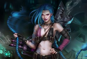 Jinx by fdasuarez