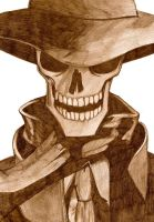 Mr Skulduggery Pleasant by A-Lady-Insane