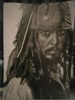 Jack Sparrow by Skippy-s