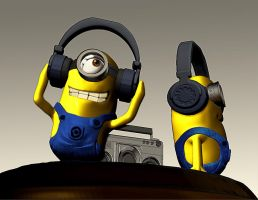 Minions by rlanghi