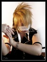 Reita cosplay by AyaItachi