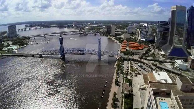 City of Jacksonville Florida by codemics