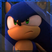 Sonic The Hedgehog: Sonic Skype avatar by MikeDarko