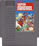 NES Super Mario Bros. Cart by Hellstinger64