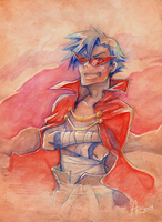 TTGL: Burning soul by Anyarr