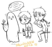 Halloween 2012 by TosioRec