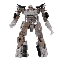 Megatron T3 animation test by NeoMetalSonic360