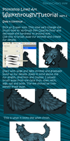 Photoshop Lined Tutorial/Walkthrough Part3 by Peace-Colby
