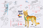 Riot Dog Concept by FRivArts