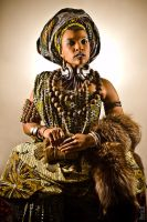 African Queen II by PeeAsH