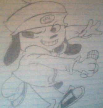 PaRappa The Rapper by Basherkid