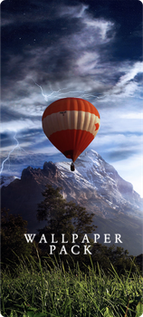 Into the sky Wallpaper Pack by morsky