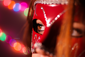 Who is behind the mask? by Zavorka