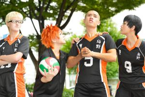 Haikyu - Karasuno Days by AmenoKitarou
