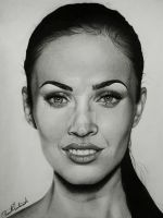 Megan Fox by PriscillaW