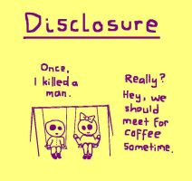 Disclosure by TheNebs