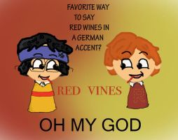 Red Vines by w8monkey