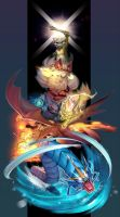 Angry Pokemonnnzz by lost-tyrant