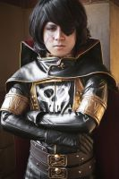 Captain Harlock: We'll Create a New World by DollyLollipop