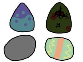 FREE Mystical Egg adopts (CLOSED) by JaggedFangsTheBear