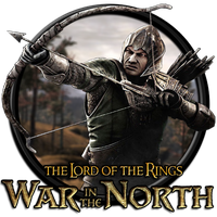 The Lord Of The Rings: War In The North Icon 2 by habanacoregamer