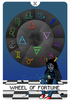 Wheel of Fortune by raema