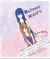 October Nights by Lemurkev21