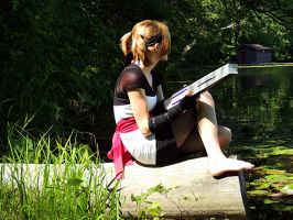 Temari Cosplay Photo Shoot 21 by TemariAtaje