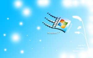 Windows 7 The Beginnings by mufflerexoz