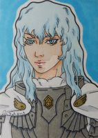 Griffith ACEO card by LadyNin-Chan