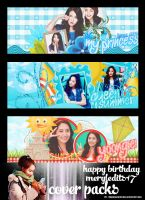 #1 Happy Birthday Meryl Cover Packs!! by YoonAsGeneration