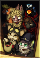 Trick or Treat! by Nordeva