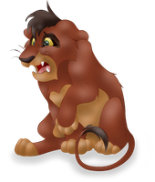 Kovu by PurpleScorpion187