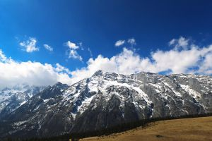 Jade Dragon Snow Mountain - 03 by shiroang