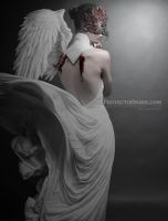 Tragic Angel by ProyectoOniric