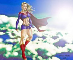 Supergirl by Aether45