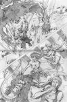 Gemini Storm 3 Cover pencils by hdub7