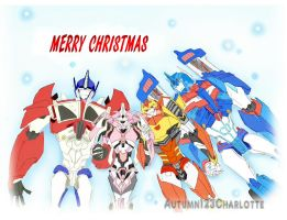 MERRY CHRISTMAS by Autumn123Charlotte