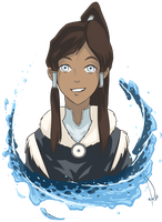 Another Day Another Korra by kaniphish