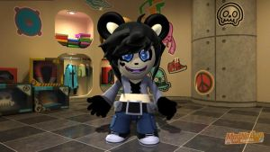 ModNation Racers Kenny by Blucaracal