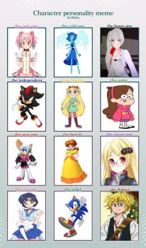 Character Personality Meme By Hed Y-d74tdzx by Claire-Petal-Splash